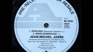 Download Jean Michel Jarre - Zoolook (12'' Remixed Version promo) MP3 song and Music Video