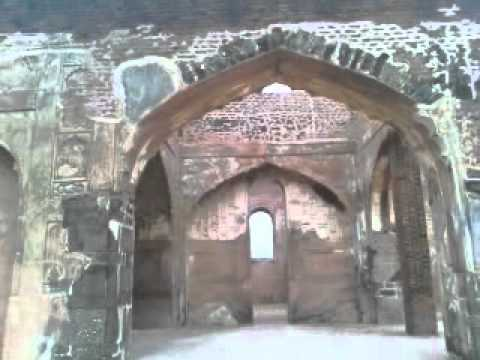 Burhanpur Shahi Fort The real place of Mughal Family