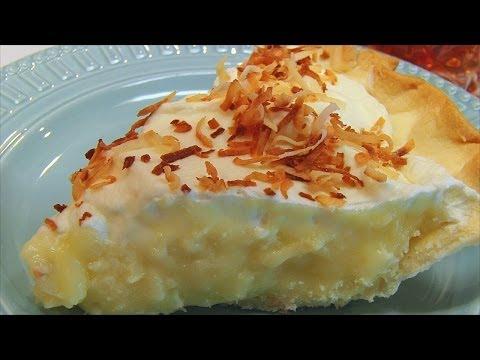Betty's Southern Coconut Cream Pie