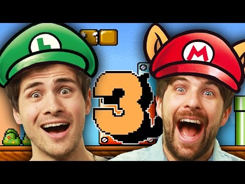 Thumbnail: WE'RE IN SUPER MARIO BROS 3!
