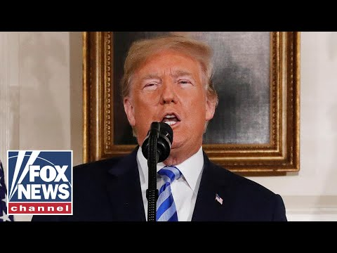Trump withdraws US from Iran nuclear deal