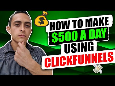 How To Make Money With Clickfunnels - The Facts