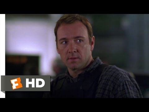 The Negotiator (9/10) Movie CLIP - Close Call (1998) HD