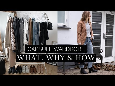Capsule wardrobe: WHAT, WHY & HOW | Step-by-step online course from YouTube · Duration:  39 minutes 59 seconds