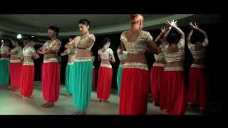 BANJARA SCHOOL OF DANCE - SEMI CLASSICAL DRUM SOLO I (ADVANCED IMPROVERS) - JASHN-E-BANJARA