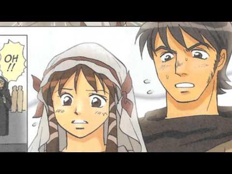 Manga Messiah Visual Novel 1b (Jesus Christ Manga)