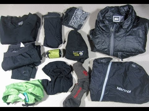 Clothing Module - Part 1 (Building A Bug Out Bag) by TheUrbanPrepper