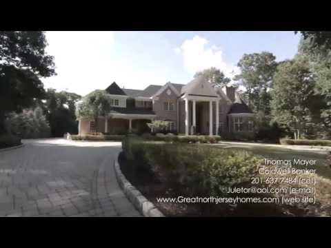 Watchung, NJ Luxury Home for Sale Offered at $2,749,000