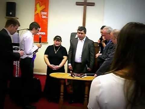 Dagmars Ordination Ceremony.