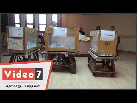 إقبال على التصويت بانتخابات نقابة أطباء السويس  - 15:21-2017 / 10 / 13