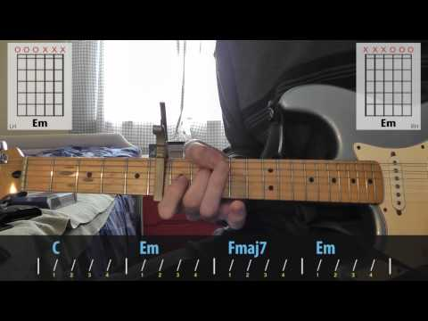 Modest Mouse - Float On guitar lesson