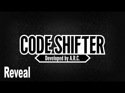 Code Shifter - Reveal Trailer [HD 1080P]
