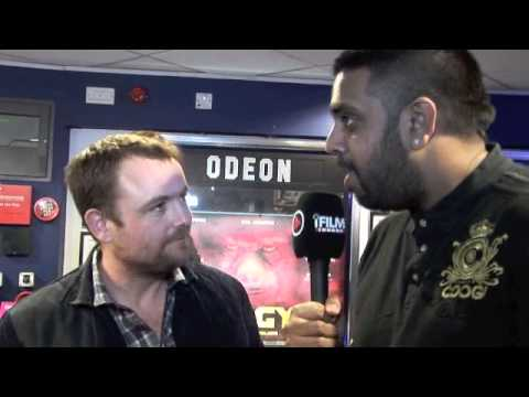 NEIL MASKELL  FOR iFILM LONDON  PIGGY THE FILM  UK PREMIERE