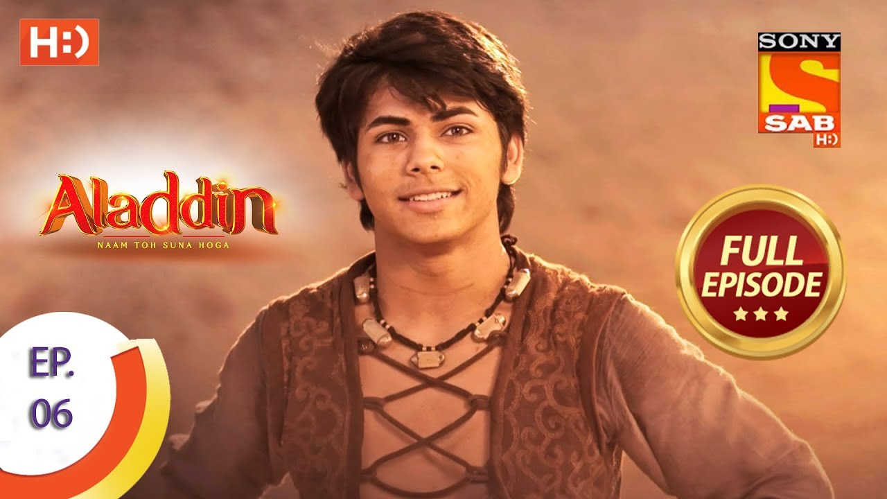 Download Aladdin  - Ep 6 - Full Episode - 28th August, 2018