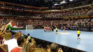 U20 Női kézilabda döntő - Az utolsó másodpercek