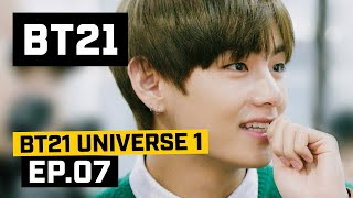 [BT21] Making of BT21 - EP.07