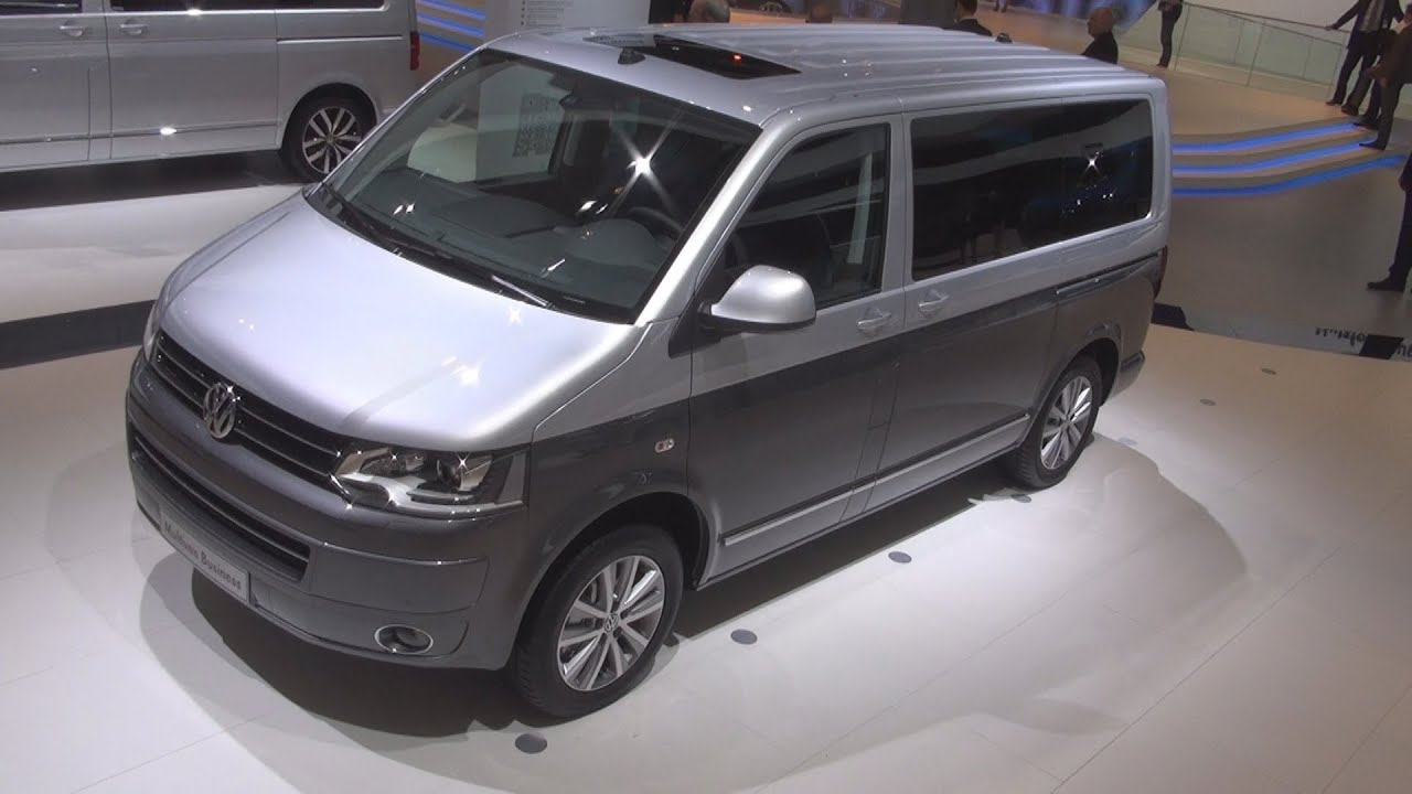 Volkswagen Transporter T5 Multivan Business TSI Exterior and ...