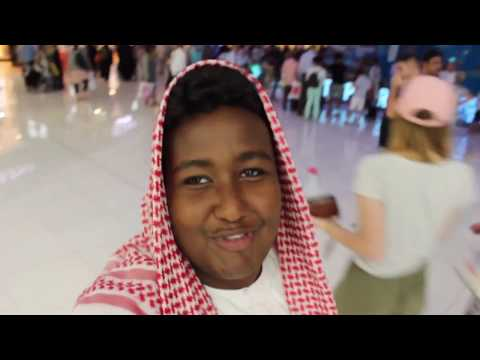 VISITING DUBAI MALL - UAE