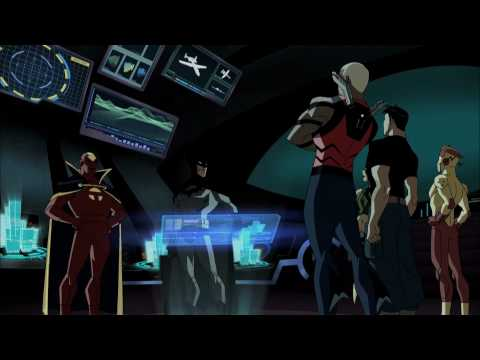 Comic-Con: Young Justice & Characters