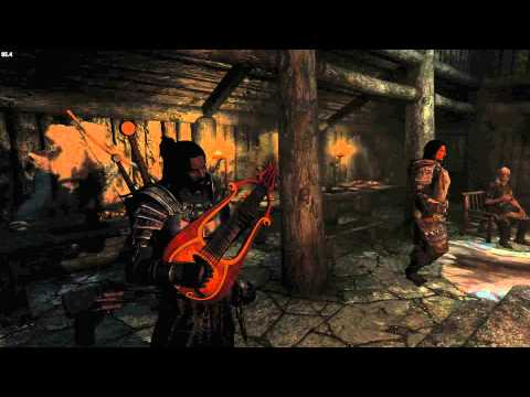 Skyrim Become a Bard mod - Stairway to Heaven