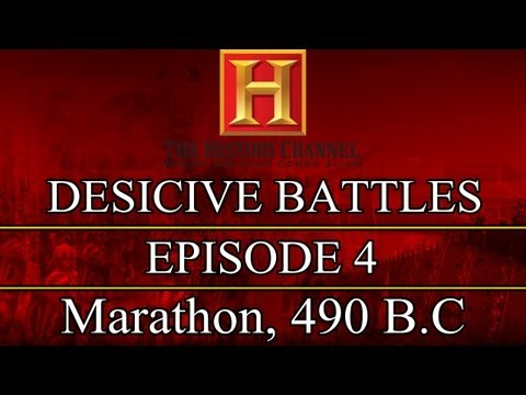 Decisive Battles - Episode 4 - Marathon, 490 B.C.