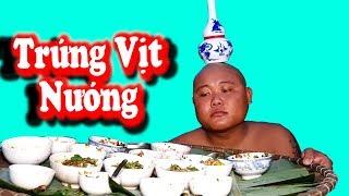 Trứng Vịt Lộn Nướng - Món Ăn Khiến Người Nước Ngoài Phải Sợ | Sơn Dược Vlogs #133