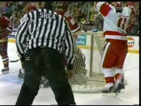 BU Hockey - 2005 Beanpot Semifinal Highlights