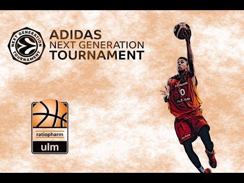Jason George - 2018 Adidas Next Generation Tournament Munich