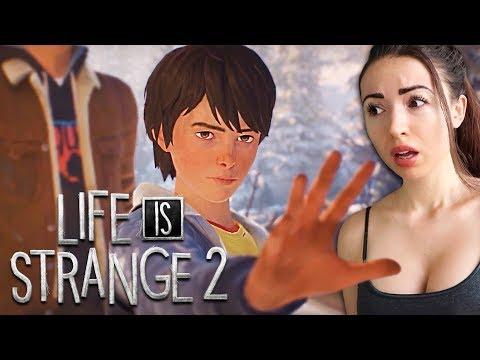 LIFE IS STRANGE 2!! (Episode 2) thumbnail