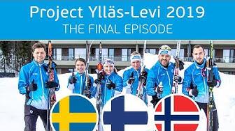 Projekti Ylläs-Levi 2019  - maalisuoralla