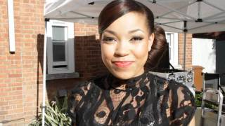 dionne bromfield foolin behind the scenes