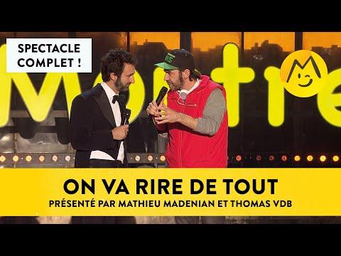 """""""On va rire de tout !"""" - Spectacle complet Montreux Comedy"""