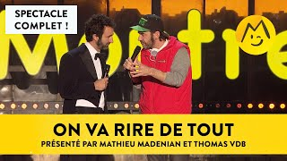 """On va rire de tout !"" - Spectacle complet Montreux Comedy"