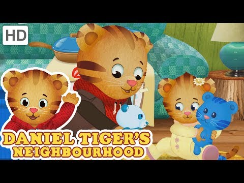 Daniel Tiger - Part 1: The Best Big Brother (20 Minutes!)