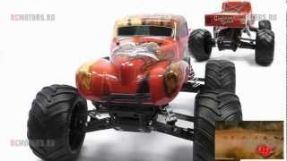 видео-обзор модели Traxxas Monster Jam от RCMOTORS.RU