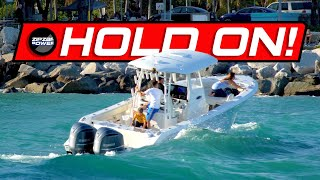 Haulover Boating Action