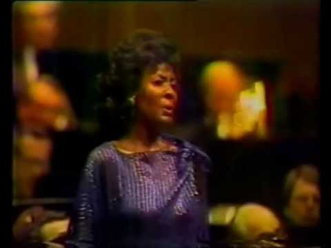 Shirley Verrett sings Isolde's death, better sound quality
