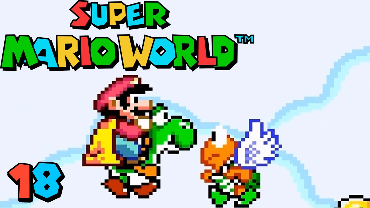super mario world deutsch
