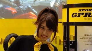 説明 東京ビックサイトで開催された東京モーターサイクルショーで撮影し...
