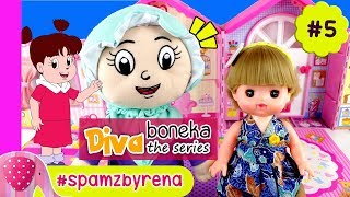 #spamzbyrena #5 Unboxing Boneka Diva The Series - GoDuplo TV