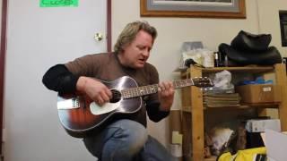 Barclay USA guitar