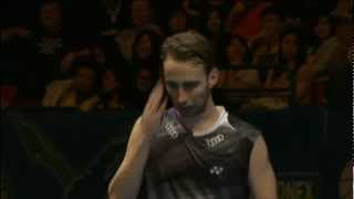 SF - MD - Jung J.S./Lee Y.D. vs M.Boe/C.Mogensen - 2012 All England