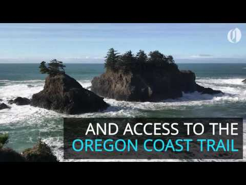 The most beautiful stretch of the southern Oregon coast