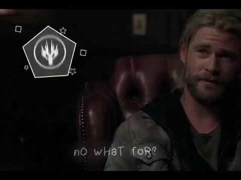 Thor and Doctor Strange✋😍 😜💘 