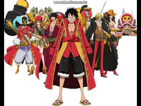 Ost z youtube - One piece equipage luffy ...