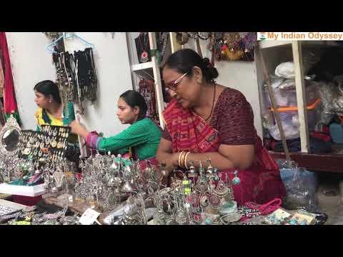 Janpath Delhi, Connaught Place Walkthrough