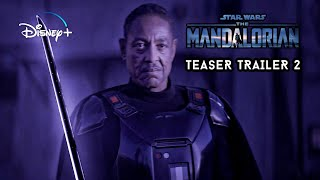 The Mandalorian: Season 2 - TRAILER #2 (2020) - Temuera Morrison, Pedro Pascal (CONCEPT)