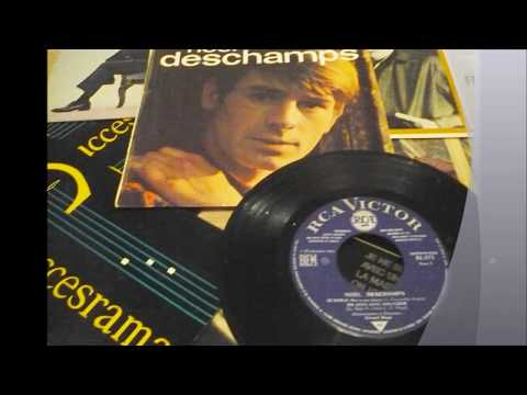 NOEL DESCHAMPS , Te Voila  ( The Zombies - She's Not There )