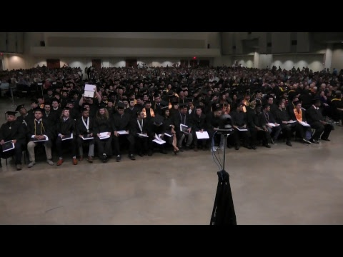 TSTC Texas State Technical College Graduation Live Stream
