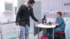 Opastusvideo: Kouvolan kaupungin terveyspalvelut, päivystys